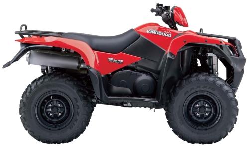 Suzuki Quadmatic
