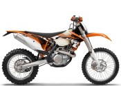 Hard-Enduro: KTM EXC 450 2012