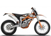 Enduro: KTM Freeride 350 2012