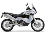 Enduro: KTM LC8 950 Adventure 2003