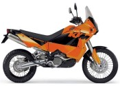 Enduro: KTM LC8 950 Adventure S 2003