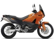 Enduro: KTM LC8 990 Adventure A 2006