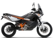 Enduro: KTM LC8 990 Adventure R 2009