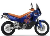 Enduro: KTM LC8 990 Adventure S 2006