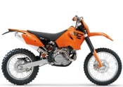Hard-Enduro: KTM XC 525 Desert Racing 2006