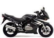 Tourer / Tourersport: SUZUKI GS 500 F 2004
