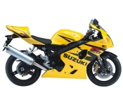Hypersport: SUZUKI GSX-R 600 2004