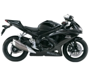 Hypersport: SUZUKI GSX-R 750 2008