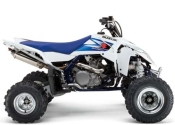 Quad: SUZUKI LT-R 450 Quadracer 2006