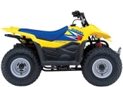Kinder-ATV / Quad: SUZUKI LT-Z 50 Quadsport 2006