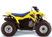 Kinder-ATV / Quad: SUZUKI LT-Z 90 Quadsport 2007