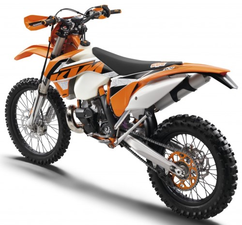 ktm 250 exc f 2008 testbericht heritage malta. Black Bedroom Furniture Sets. Home Design Ideas