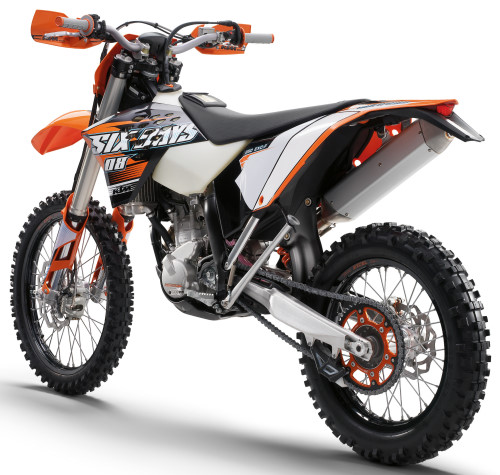 Ktm Exc Stand For