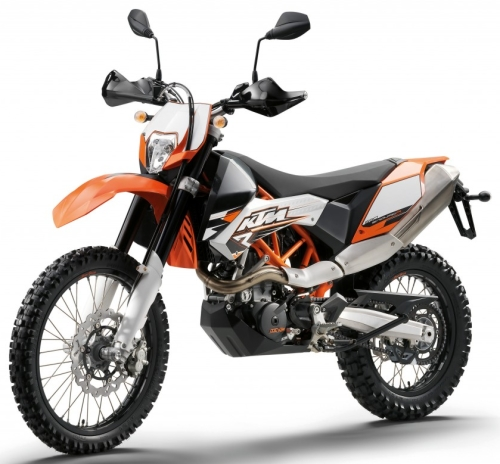 ktm lc4 690 enduro r 2010 orange. Black Bedroom Furniture Sets. Home Design Ideas