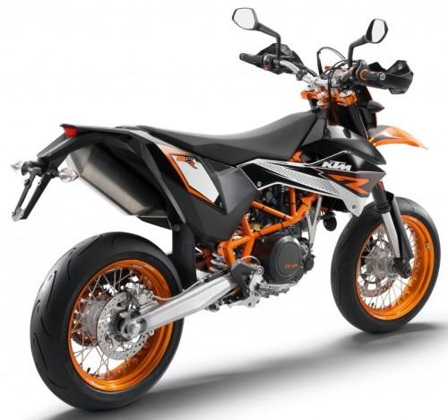 KTM LC4 690 SMC R 2012 Orange