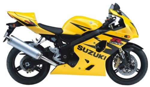 Suzuki Across Fairings