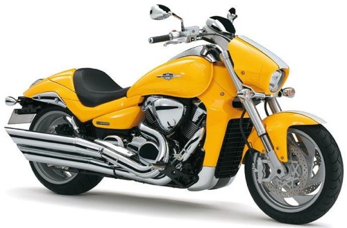 Suzuki Intruder How To Set Idle